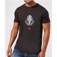 Natural History Museum Bug Fashion Print Men's T-Shirt - Black - 5XL - Black