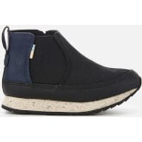 TOMS Toddlers Sydney Canvas High Top Trainers  Black  UK 10 Toddler  Black