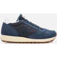 Saucony Women's Jazz Original Vintage Trainers - Navy - UK 3 - Navy
