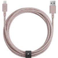 Native Union Belt Cable 3m - Rose
