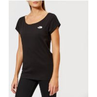 The North Face Women's Redbox Short Sleeve Crew Neck T-Shirt - TNF Black - S - Black