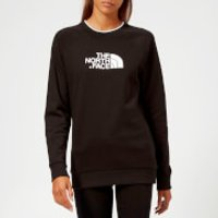 The North Face Women's Redbox Long Sleeve T-Shirt - TNF Black - XS - Black