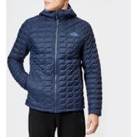 The North Face Men's Thermoball Hooded Jacket - Urban Navy Matte - S - Blue