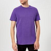 The North Face Men's Short Sleeve Fine 2 T-Shirt - Tillandsia Purple - XL - Purple