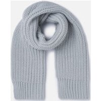 Barbour Saltburn Scarf - Ice White