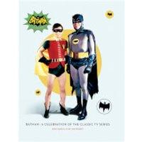 Batman - A Celebration of the Classic TV Series (Hardback) - Batman Gifts