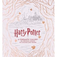 Harry Potter - A Cinematic Gallery (Hardback) - Books Gifts