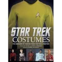 Star Trek - Costumes (Hardback) - Star Trek Gifts