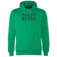 Plant Based Hoodie - Kelly Green - XL - Kelly Green