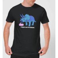 RAWR! It Means I Love You Men's T-Shirt - Black - XL - Black - Love Gifts