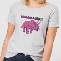 Mama Saurus Women's T-Shirt - Grey - 3XL - Grey