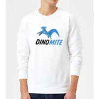 Dino Mite Sweatshirt - White - 5XL - White
