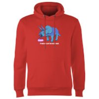 RAWR! It Means I Love You Hoodie - Red - XXL - Red - Red Gifts