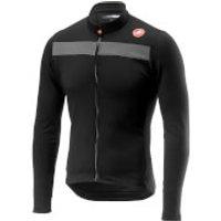 Castelli Puro 3 Jersey - L - Light Black