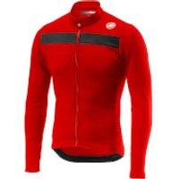 Castelli Puro 3 Jersey - M - Red