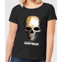 Ghost Recon Wildlands Skull Women's T-Shirt - Black - XS - Black