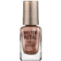 Barry M Cosmetics Molten Metal Nail Paint (Various Shades) - Pink Ice
