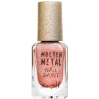 Barry M Cosmetics Molten Metal Nail Paint (Various Shades) - Holographic Sunburst