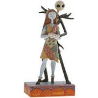 Disney Traditions Fated Romance Jack and Sally Figurine - Romance Gifts
