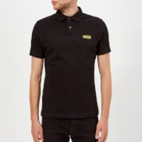 Barbour International Men's Essential Polo Shirt - Black - S