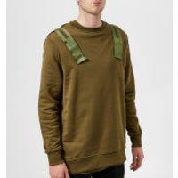 Matthew Miller Men's Adagio Sweatshirt - Olive - XL - Green