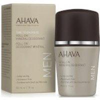 AHAVA Dead Sea Mineral Deodorant 50ml For Men