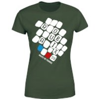 Roubaix Women's T-Shirt - Forest Green - M - Forest Green