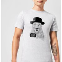Balazs Solti Say My Name Men's T-Shirt - Grey - M - Grey
