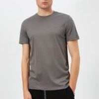 Michael Kors Men's Sleek Crew Neck T-Shirt - Battle Ship - XL - Grey