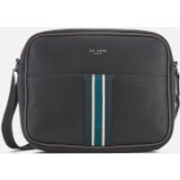 Ted Baker Mens Oxbridg Webbing Despatch Bag - Black