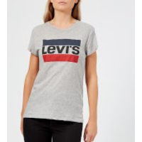 Levi's Women's The Perfect T-Shirt - Smokestack - XS