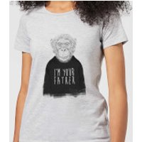 Balazs Solti I'm Your Father Women's T-Shirt - Grey - 5XL - Grey