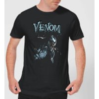 Venom Profile Men's T-Shirt - Black - XL - Black