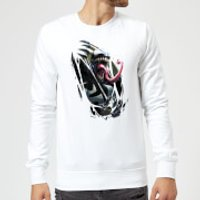 Venom Chest Burst Sweatshirt - White - XL - White