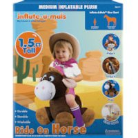 Inflate-A-Mals - 1.5ft Ride-On Horse