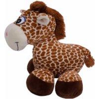 Inflate-A-Mals - 1.5ft Ride-On Giraffe