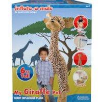 Inflate-A-Mals - 6 Foot Giraffe - Giraffe Gifts