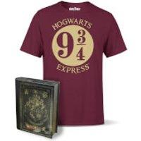 Harry Potter Magical Mega Bundle Men's - L - Burgundy