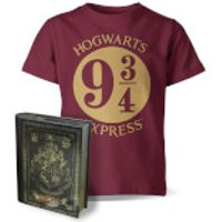 Harry Potter Magical Mega Bundle Kid's - 3-4 Years - Burgundy