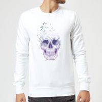 Balazs Solti Lost Mind Sweatshirt - White - L - White