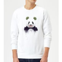 Balazs Solti Joker Panda Sweatshirt - White - M - White
