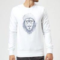Balazs Solti Lion Sweatshirt - White - XXL - White