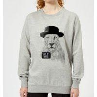 Say My Name Women's Sweatshirt - Grey - XS - Grey