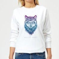 Image of Who's Your Granny? Women's Sweatshirt - White - XS - White