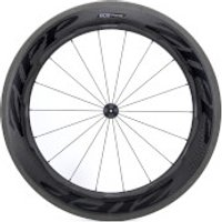 Zipp 808 Firecrest Carbon Clincher Front Wheel 2019 - Black