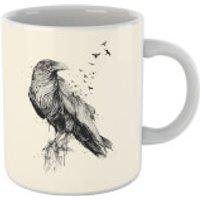 Balazs Solti Birds Flying Mug - Birds Gifts
