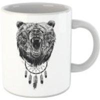 Balazs Solti Dreamcatcher Bear Mug - Bear Gifts