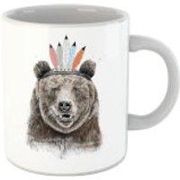 Balazs Solti Native Bear Mug - Bear Gifts