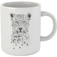 Balazs Solti Leopard Mug - Leopard Gifts