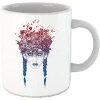 Balazs Solti Native Girl Mug - Iwoot Gifts